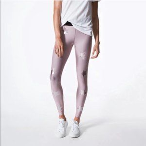 ultracor Silk Knockout Print Leggings XS Cropped